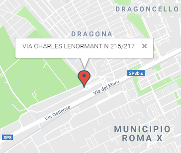 Viale Charles Lenormant, 215, 00119 Roma RM